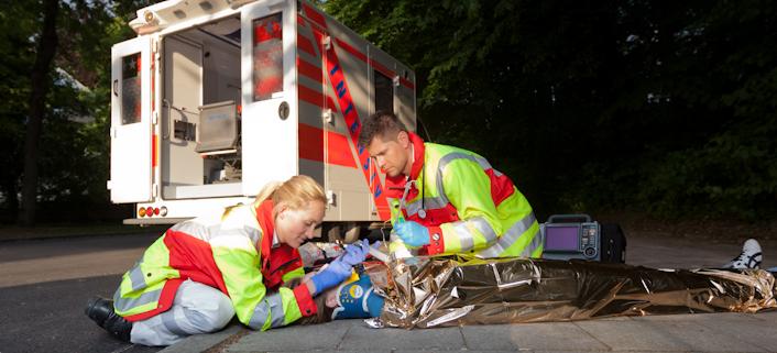 Rettungssanitäter Abschlusslehrgang (40 Std.)